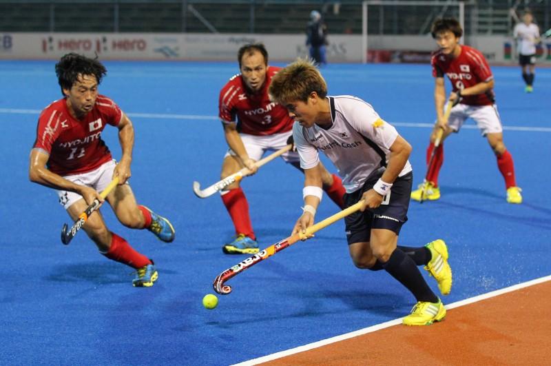 準々決勝vs韓国