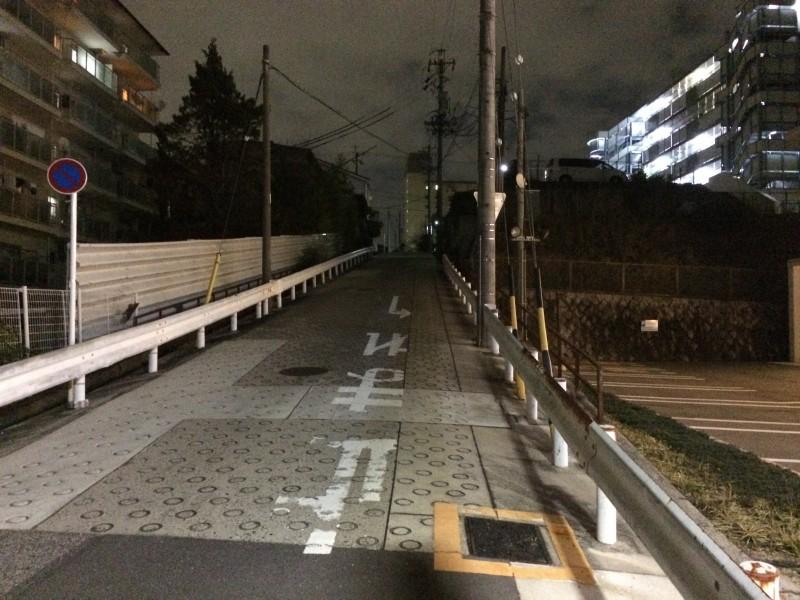 坂道ダッシュ