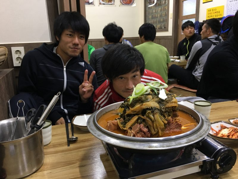 最終日の晩餐
