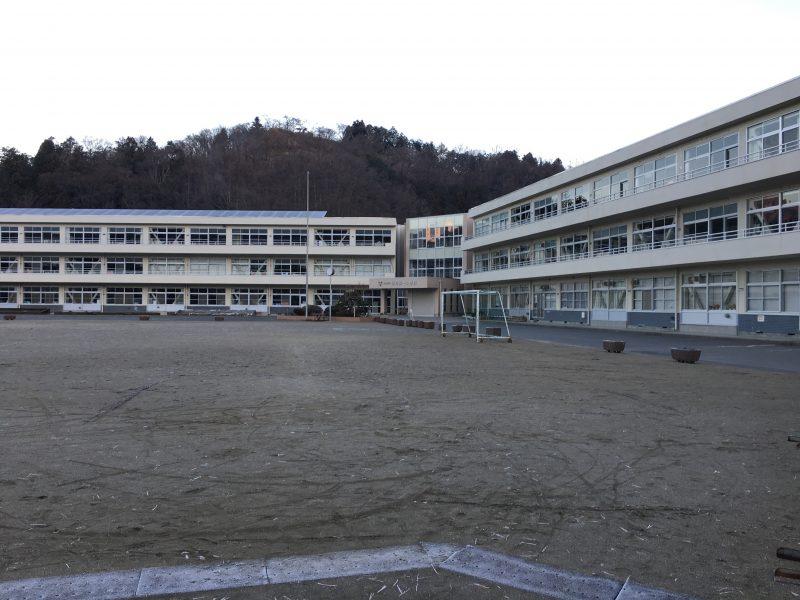 谷村第一小学校