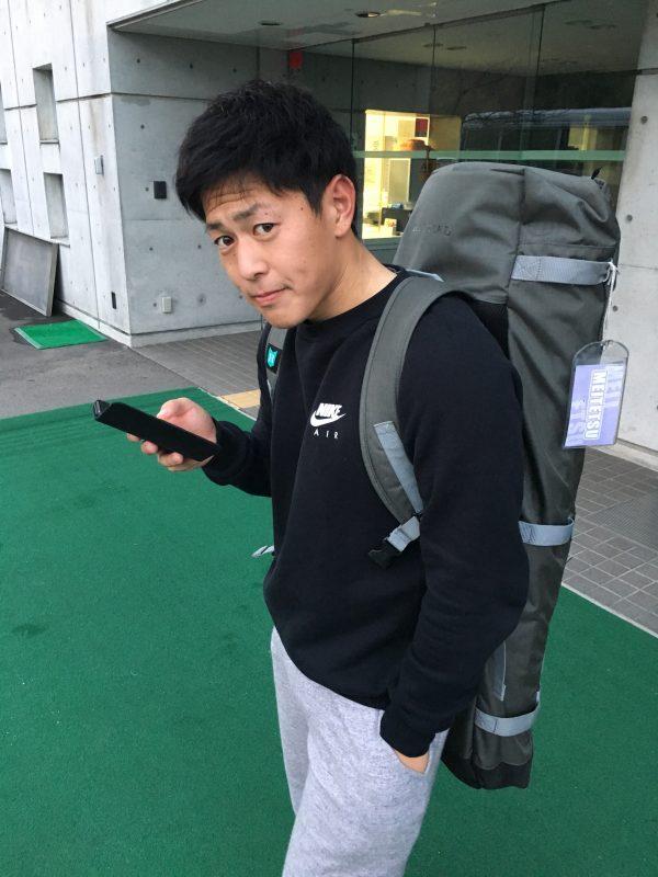小沢諒選手