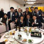 天理高校ホッケー部 創部50周年祝賀会